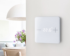 "Press text and pictures ""Intuitive heating control with KNX eTR 101"""