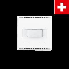 KNX T-L-Pr-UP Touch CH, reinweiß RAL 9010