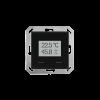 KNX TH-UP Touch, schwarz (70616)