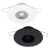 Modelle Intra-Sewi KNX T und TH weiß und schwarz
