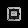 KNX VOC/TH-UP Touch schwarz RAL 9005 (70973)