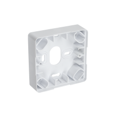 eTR Surface mount housing, white RAL 9003