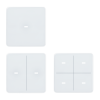 KNX eTR M, RAL 9003 signal white