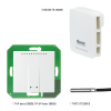 KNX B8-TH with sensors (optional accessories)