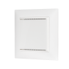 KNX TH-UP gl CH with frame (not included in the delivery)