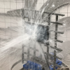 IP X6 jet water test