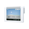 WS1 Color, white (60145), control unit, lateral view