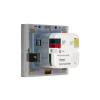 Corlo Touch KNX (WL) back view