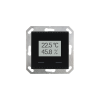 KNX TH-UP Touch, black (70616)