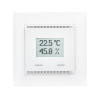 KNX AQS/TH-UP Touch CH white (not included in the delivery)