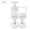 GS2-DST connection diagramm
