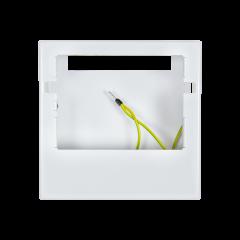 Boîtier à montage apparent pour WS1/KNX Touch One