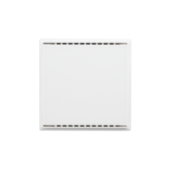 KNX AQS/TH-UP gl CH, blanc pur RAL 9010