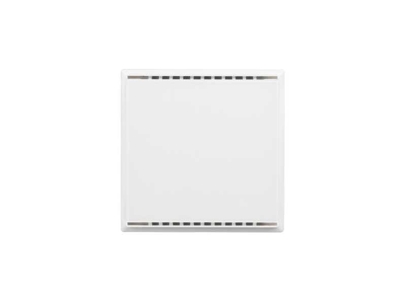KNX T-UP gl CH, blanc pur RAL 9010