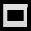 Plaque d'adaptateur WS1 Color, blanc (60147)