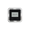 KNX T-UP Touch, noir (70628)