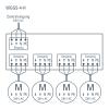 WGGS-4-H schéma de connexion