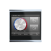Corlo Touch KNX (WL), noir/chromé brillant