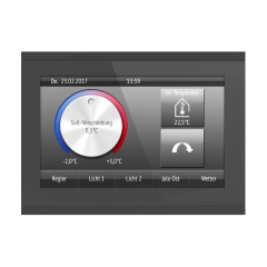 Corlo Touch KNX 5in