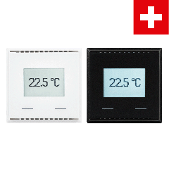 KNX T-UP Touch CH