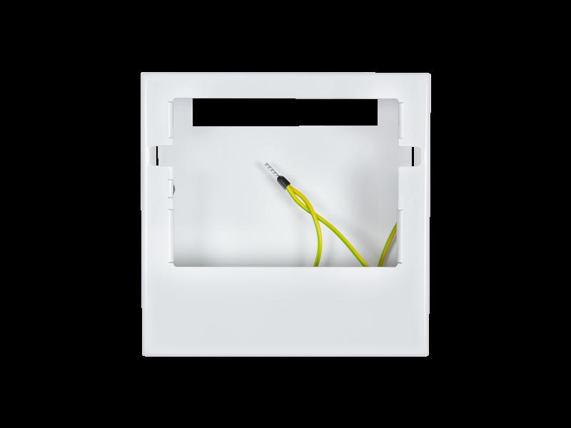 Alloggiamento a parete per WS1/KNX Touch One