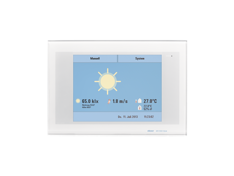 KNX WS1000 Style