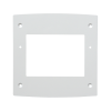 Piastra adattatore WS1 Color, bianco (60147)