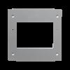 Piastra adattatore WS1 Color, alluminio (601471)