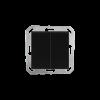 Cala KNX M2-T, nero RAL 9005 (70872)