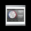 Corlo Touch KNX (WL), bianco/cromato opaco