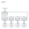 WGGS-4 schema di collegamento