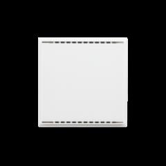KNX AQS/TH-UP gl CH, blanco puro RAL 9010