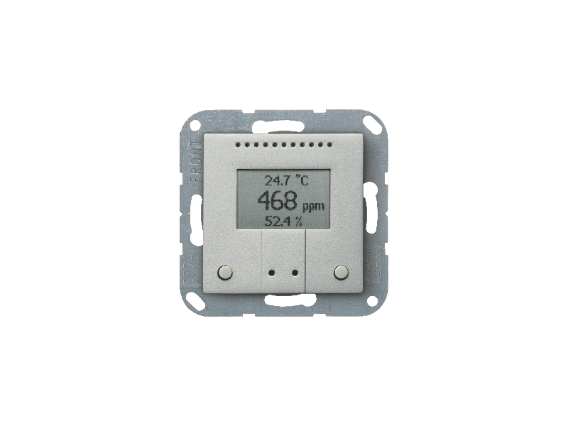 KNX AQS/TH-B-UP, weiß (70239)