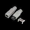 Kit de conectores enchufables