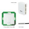 KNX B8-TH con sensores (accesorios opcionales)